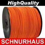 6mm PesG HQ Expanderseil orange, Gummiseil