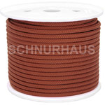 3mm PP 150daN PP-Schnur hellbraun Seil Polypropylen ( light brown cord, rope )