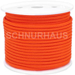 3mm PP 150daN PP-Schnur orange Seil Polypropylen ( orange cord, rope )